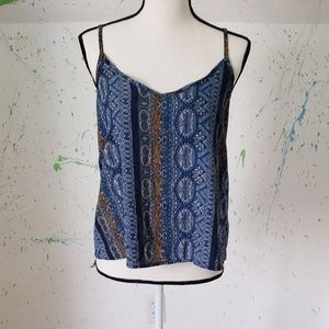 Hollister Dressy Tank - Size Small